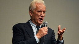 """Once Upon A Time In America"" cast member James Woods attends the 52nd New York Film Festival at Walter Reade Theater on September 27, 2014 in New York City."