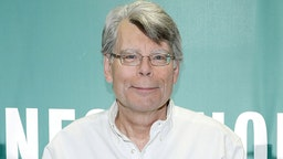 """Stephen King Signs Copies Of His Book """"Revival"""" at Barnes & Noble Union Square on November 11, 2014 in New York City."""