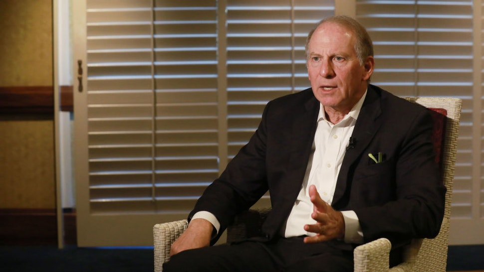 Richard Haass, president of the Council On Foreign Relations, speaks during an interview on the sidelines of the 80th annual Mexican Banking Association in Acapulco, Mexico, on Thursday, March 23, 2017.