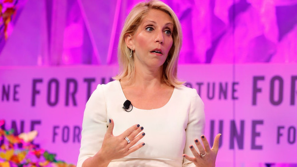 CNN Chief Political Correspondent Dana Bash speaks onstage at the Fortune Most Powerful Women Summit - Day 3 on October 11, 2017 in Washington, DC.