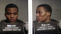 Mug shot of Lee Boyd Malvo