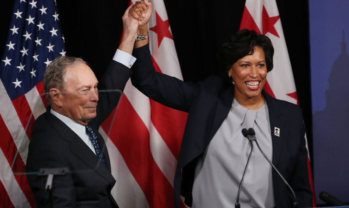 D.C. Mayor Threatens Jail Time For Violating Stay-At-Home Order; ACLU Responds With One Question