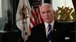 Vice President Mike Pence discusses the national coronavirus response with Daily Wire Editor-in-Chief Ben Shapiro