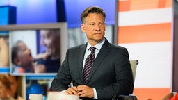 TODAY -- Pictured: Richard Engel on Friday, March 15, 2019 --