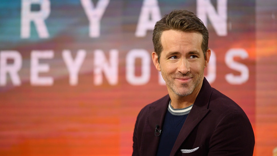 TODAY -- Pictured: Ryan Reynolds on Thursday, December 12, 2019 --
