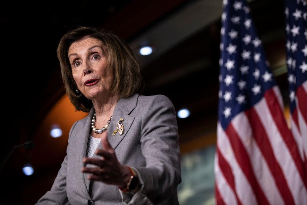 House Passes Coronavirus Bill With Bipartisan Support