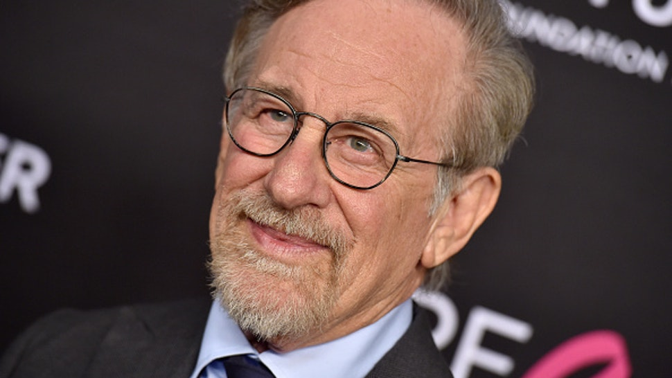 BEVERLY HILLS, CALIFORNIA - FEBRUARY 28: Steven Spielberg attends The Women's Cancer Research Fund's An Unforgettable Evening Benefit Gala at the Beverly Wilshire Four Seasons Hotel on February 28, 2019 in Beverly Hills, California.