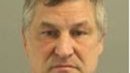Thomas Bryon Stemen is charged with stabbing a woman with a syringe full of semen.