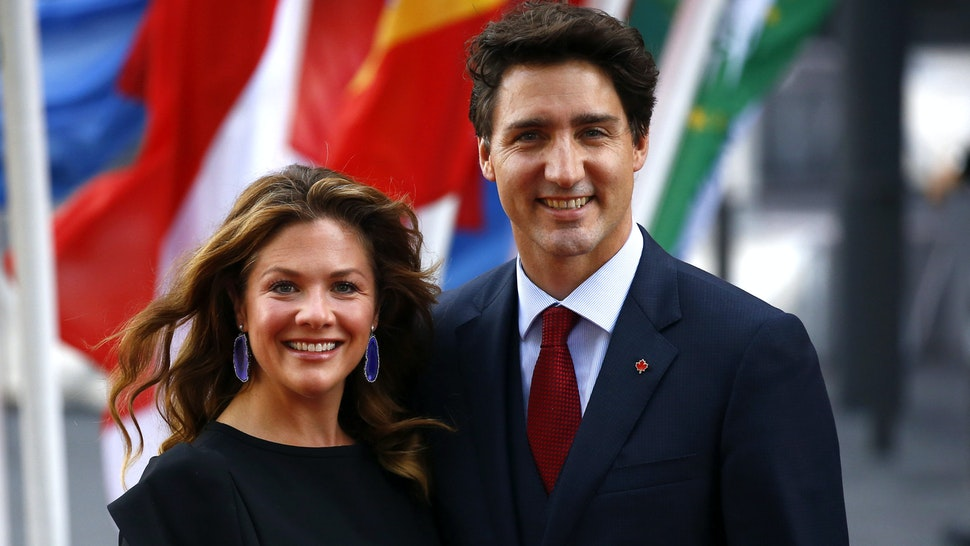 Justin Trudeau's wife Sophie tests positive for coronavirus