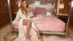 NEW YORK, NY - DECEMBER 03: Mariah Carey attends the M.A.C Cosmetics Mariah Carey Beauty Icon Launch at Baccarat Hotel on December 3, 2016 in New York City. (Photo by