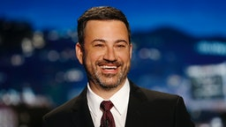 """Jimmy Kimmel Live"" airs every weeknight at 11:35 p.m. EST and features a diverse lineup of guests that includes celebrities, athletes, musical acts, comedians and human-interest subjects, along with comedy bits and a house band."