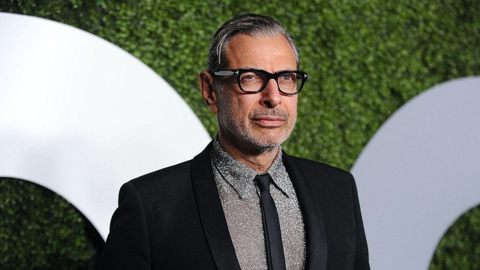 Actor Jeff Goldblum attends the GQ Men of the Year party at Chateau Marmont on December 8, 2016 in Los Angeles, California.