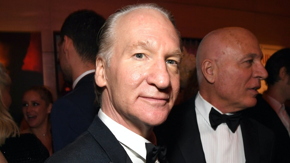 BEVERLY HILLS, CA - FEBRUARY 24: (EXCLUSIVE ACCESS, SPECIAL RATES APPLY) Bill Maher attends the 2019 Vanity Fair Oscar Party hosted by Radhika Jones at Wallis Annenberg Center for the Performing Arts on February 24, 2019 in Beverly Hills, California.