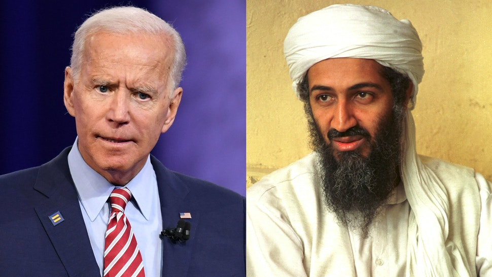 Declassified Documents Show Osama Bin Laden Plotted to Make Biden President