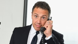 Chris Cuomo attends Annual Charity Day hosted by Cantor Fitzgerald, BGC and GFI at BGC Partners, INC on September 11, 2018 in New York City.