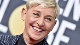 BEVERLY HILLS, CALIFORNIA - JANUARY 05: Ellen DeGeneres attends the 77th Annual Golden Globe Awards at The Beverly Hilton Hotel on January 05, 2020 in Beverly Hills, California.