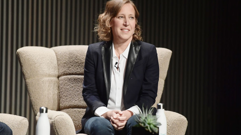 Susan Wojcicki speaks onstage at WIRED25 Summit: WIRED Celebrates 25th Anniversary With Tech Icons Of The Past & Future on October 15, 2018 in San Francisco, California.