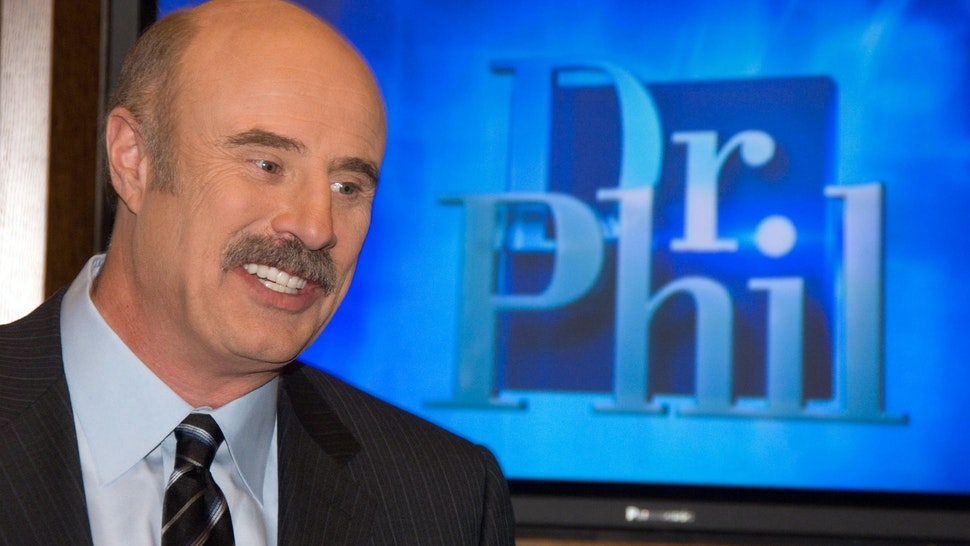 """Dr. Phil McGraw during The Museum of Television & Radio Presents Behind the Scenes with """"Dr. Phil"""" at Museum of Television & Radio in New York City, New York, United States."""