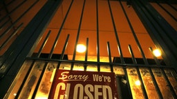 NEW YORK, NY - APRIL 05: A gate is shown closed at Grand Central Terminal amid the coronavirus pandemic on April 5, 2020 in New York City. COVID-19 has spread to most countries around the world, claiming nearly 70,000 lives with infections nearing 1.3 million people. (Photo by John Lamparski/Getty Images)