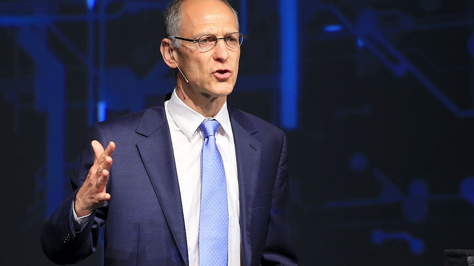 Dr. Ezekiel Emanuel speaks onstage at the Klick Health Ideas Exchange on June 15, 2015 in Philadelphia, Pennsylvania.