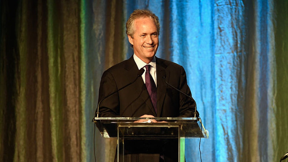Louisville Mayor Greg Fischer attends the Muhammad Ali Humanitarian Awards at Louisville Marriott Downtown on September 19, 2015 in Louisville, Kentucky.