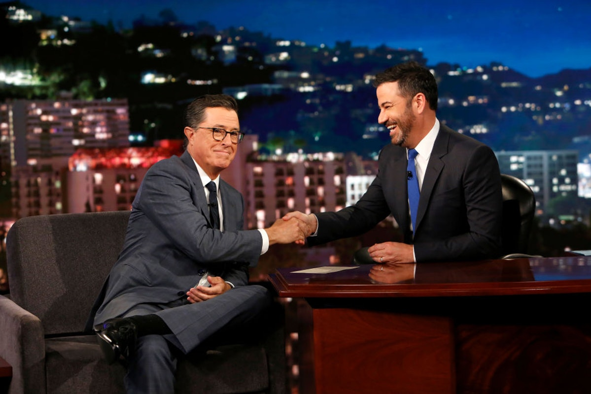 'Disciples Of A Leftist Religion That They Cannot Laugh About': Babylon Bee EIC Skewers Late-Night Talk Show Hosts