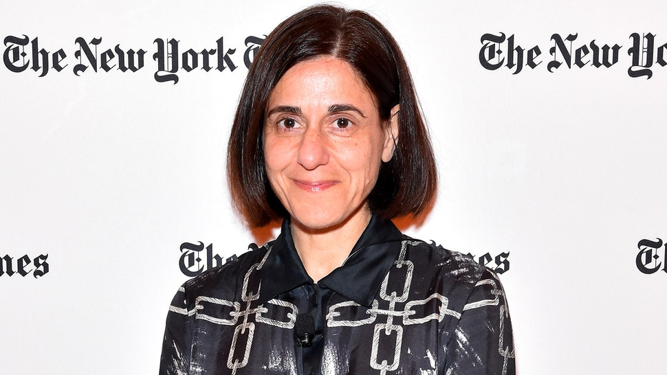 NEW YORK, NY - JULY 21: Big City Columnist for New York Times Ginia Bellafante attends NY Times Cities For Tomorrow Conference on July 21, 2015 in New York City.