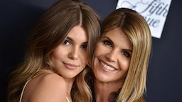 Actress Lori Loughlin and daughter Olivia Jade Giannulli attend Women's Cancer Research Fund's An Unforgettable Evening Benefit Gala at the Beverly Wilshire Four Seasons Hotel on February 27, 2018 in Beverly Hills, California.