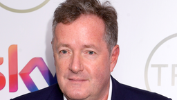 LONDON, ENGLAND - MARCH 10: Piers Morgan attends the TRIC Awards 2020 at The Grosvenor House Hotel on March 10, 2020 in London, England.