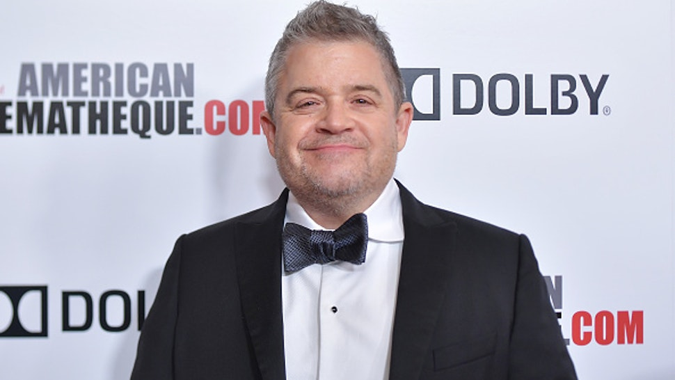 BEVERLY HILLS, CALIFORNIA - NOVEMBER 08: (Editors note: image taken with tilt shift lens) Patton Oswalt attends the 33rd American Cinematheque Award Presentation Honoring Charlize Theron at The Beverly Hilton Hotel on November 08, 2019 in Beverly Hills, California.