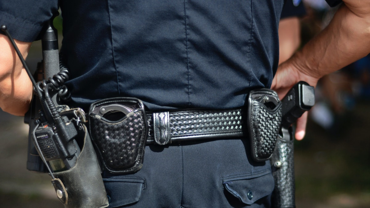 PRAGER: Our Dress Rehearsal For A Police State