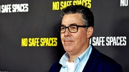 """Actor Adam Carolla attends the premiere of the film """"No Safe Spaces"""" at TCL Chinese Theatre on November 11, 2019 in Hollywood, California."""