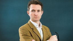EDINBURGH, SCOTLAND - AUGUST 13: British author, journalist and political commentator Douglas Murray attends a photocall during the annual Edinburgh International Book Festival at Charlotte Square Gardens on August 13, 2017 in Edinburgh, Scotland.