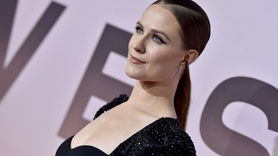 """HOLLYWOOD, CALIFORNIA - MARCH 05: Evan Rachel Wood attends the premiere of HBO's """"Westworld"""" Season 3 at TCL Chinese Theatre on March 05, 2020 in Hollywood, California."""