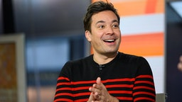 TODAY -- Pictured: Jimmy Fallon on Tuesday, January 28, 2020 --