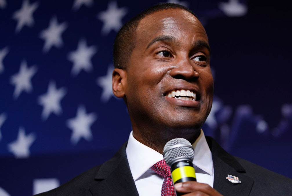 WATCH: Republican John James' Viral Response to Biden's 'You Ain't Black' Comment