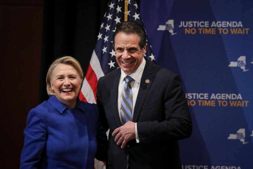 Hillary Celebrates Memorial Day By Lauding Cuomo's 'Responsible Decisions,' Ignores Military