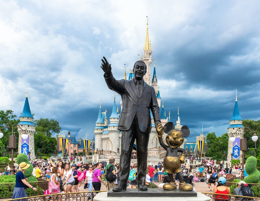Disney Announces Plans To Re-Open Theme Parks Next Month, Face Masks Required