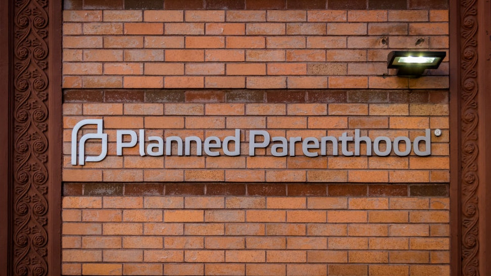 Planned Parenthood offices in SoHo.