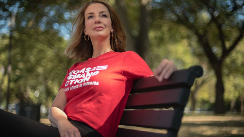 Shannon Watts is the founder of the gun safety group, Moms Demand Action, the nations largest grassroots organization fighting to end gun violence. For Just Asking Profile.