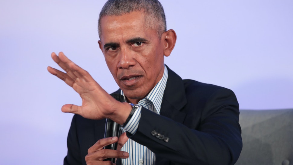 Obama Seemingly Alludes To Nazi Germany When Privately Bashing Trump Base