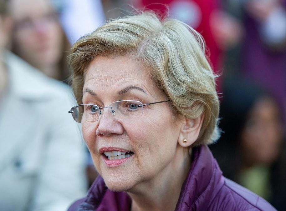 Elizabeth Warren Reverses On Medicare For All As Veep Race Heats Up
