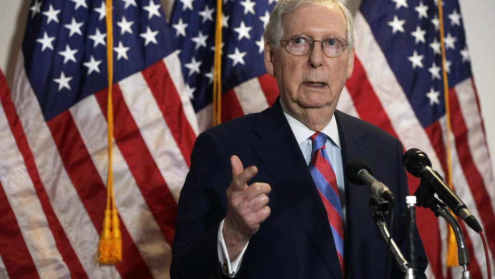 Trump Presses McConnell To Pursue 'Obamagate,' Wants Senate Investigation