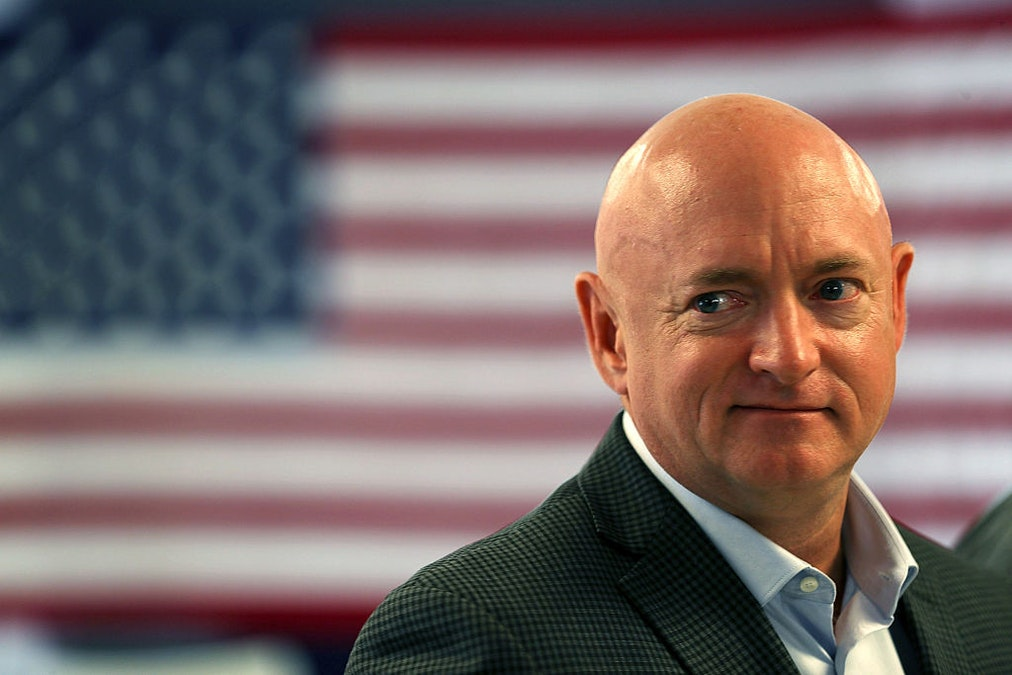 Mark Kelly Advised Company Connected To Chinese Tech Business