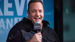 """Actor Kevin James discussing """"Kevin Can Wait"""" during AOL Build at AOL HQ on September 19, 2016 in New York City."""
