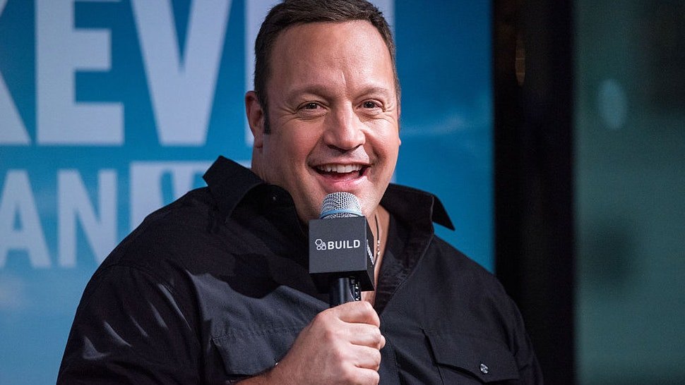 "Actor Kevin James discussing ""Kevin Can Wait"" during AOL Build at AOL HQ on September 19, 2016 in New York City."