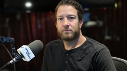 Barstool Sports founder Dave Portnoy visits Faction Talk at SiriusXM Studios on November 14, 2017 in New York City.