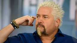 TODAY -- Pictured: Guy Fieri on Tuesday, February 25, 2020 --