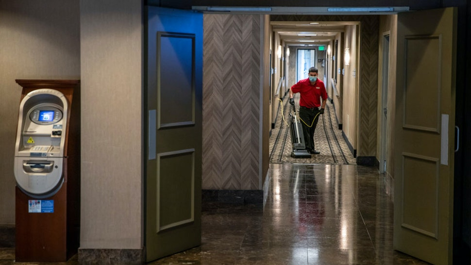 USC medical staff stay at hotels