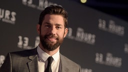 Actor John Krasinski attends the Dallas Premiere of the Paramount Pictures film '13 Hours: The Secret Soldiers of Benghazi' at the AT&T Dallas Cowboys Stadium on January 12, 2016 in Arlington, Texas. (Photo by Jason Kempin/Getty Images for Paramount Pictures)
